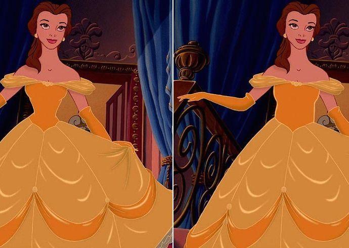 Každé malé dievčatko sa pozerá na disneyovky a túži byť ako všetky tie krásne princezné v rozprávke. To je dôvod, prečo sa mnohým ľuďom zdá nepochopiteľné, ako tvorcovia týchto animovaných filmov stále presadzujú zastaralé a najmä nereálne požiadavky na ženské telo.