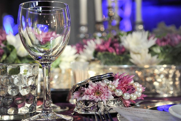 A vintage wedding affair at The Forum