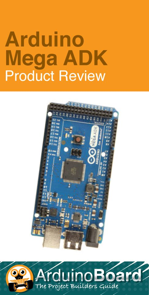 Arduino Mega ADK :: Arduino Board Product Review - CLICK HERE for review http://arduino-board.com/boards/arduino-mega-adk