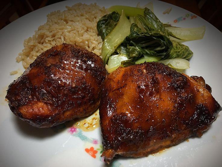 Sweet Soy Asian Chicken |