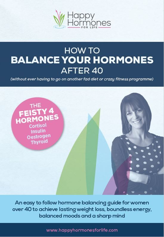 FREE GUIDE - How to balance your hormones after 40... for women over 40 looking to lose weight, increase energy and feel great   #menopause #femalehealth #womenshealth #hormones