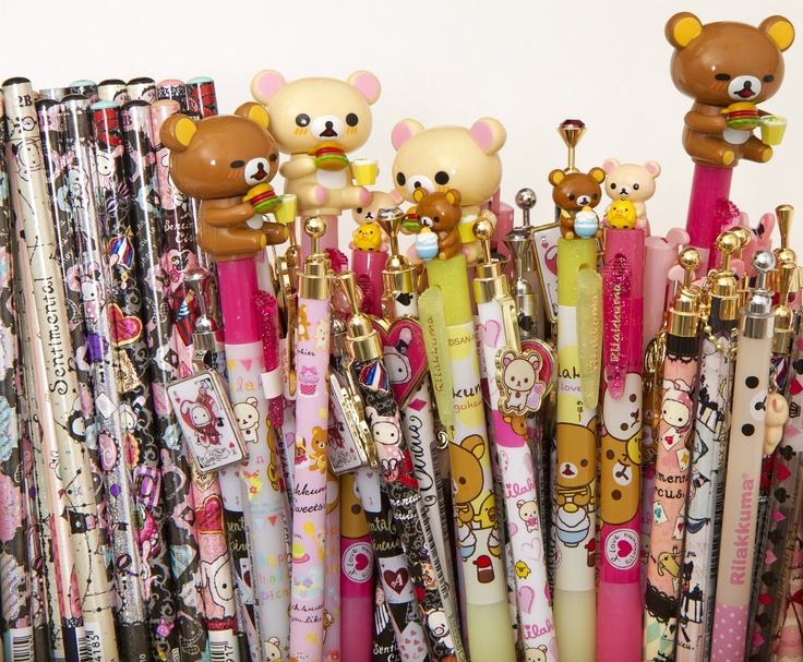 Stationery Heaven Great Place To Look For Anese Modes4u Rilaka Cute Office School Pinterest