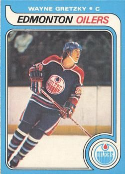 1979-1980 O-Pee-Chee #18 - Wayne Gretzky