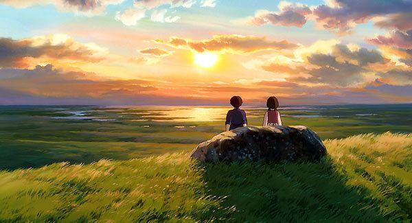 Les contes de Terremer ~~ Goro Miyazaki
