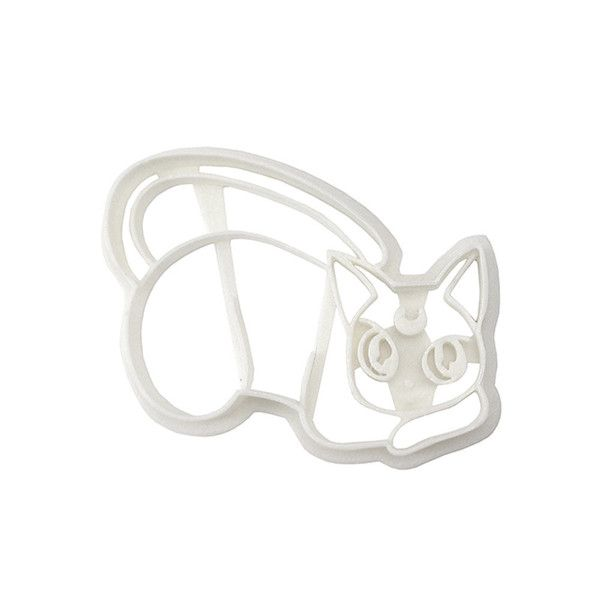 Sailor Moon Cookies! Celebrate your love for classic shoujo magical girl anime with cookies of Artemis! There are lots of other Sailor Moon cookie cutters in the store. Checkout the Sailor Moon Sectio