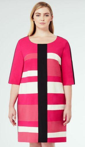 Модные тенденции для полных девушек и женщин на весну и лето, фото