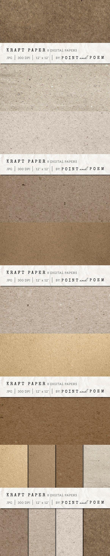 Kraft Paper Texture Pack Paper Texture Pack Paper Texture Texture Packs