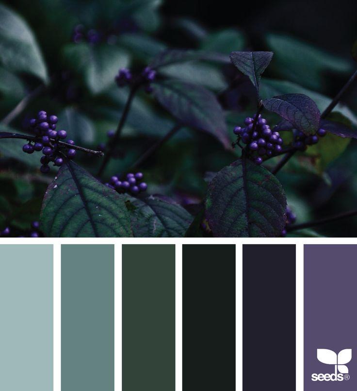 Nature Tones via @designseeds
