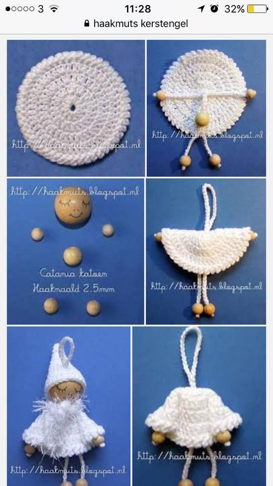 Oltre 25 idee originali per bambole a maglia su pinterest for Idee creative uncinetto