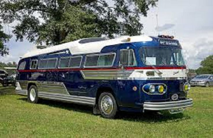 1957 Flxible Starliner Bus Classic Amp Custom Car Haulers