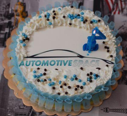 Oggi sono 4 anni di Automotive Space