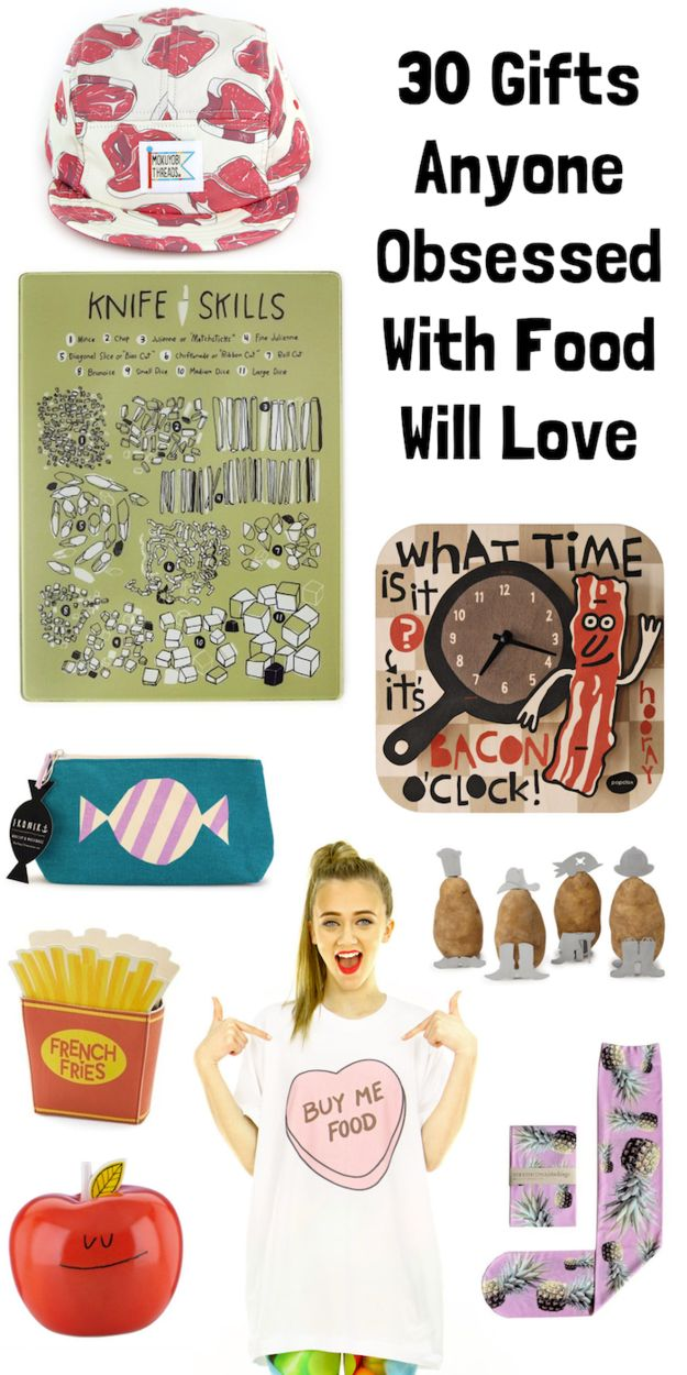 30 Gifts Anyone Obsessed With Food Will Love Pizza