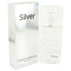 Carlo Corinto Silver By Carlo Corinto Eau De Toilette Spray 3.4 Oz (pack of 1 Ea) X662-FX11126