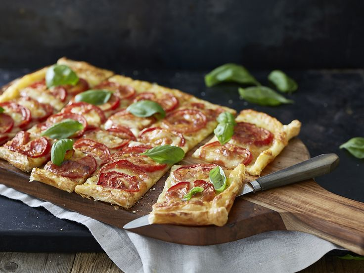 einfache pizza mozzarella vegan