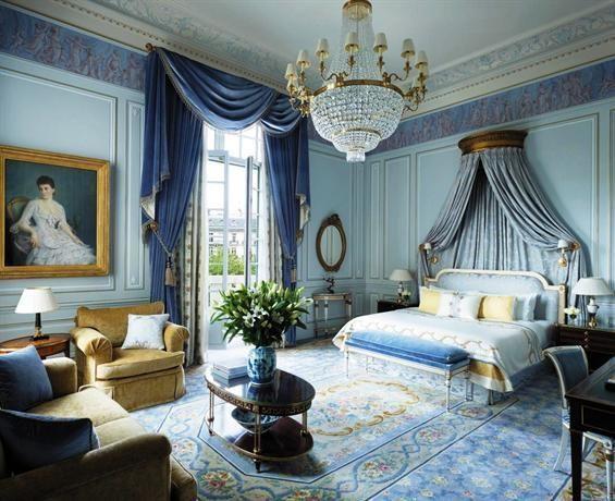 Hotel Deal Checker - Shangri-La Hotel Paris http://www.HotelDealChecker.com