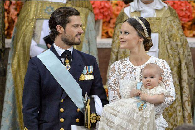 "Un an de ""Royal Babies"""