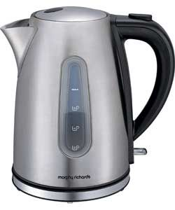 Morphy Richards 43902 Accents Jug Kettle - Stainless Steel.