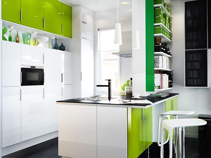 46 besten Wohnen auf kleinem Raum Bilder auf Pinterest Raum - kleine kuche im wohnzimmer