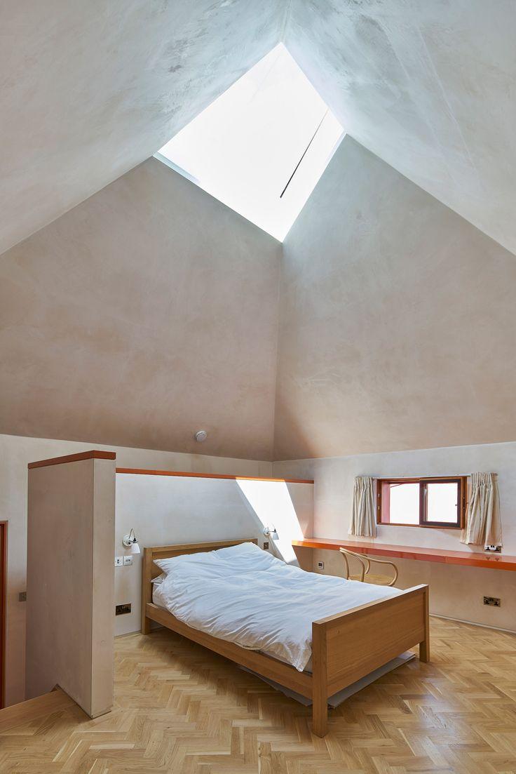 Henning Stummel Architects' Tin House in London.