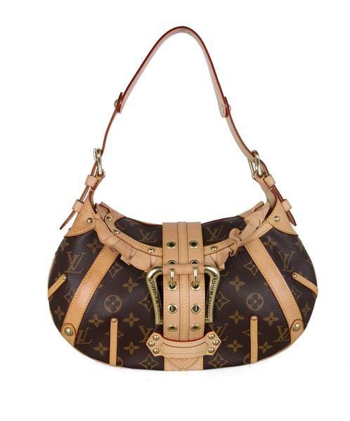 fd0e65a9de6d LV Monogram Leather Handbag - Michael s Consignment NYC