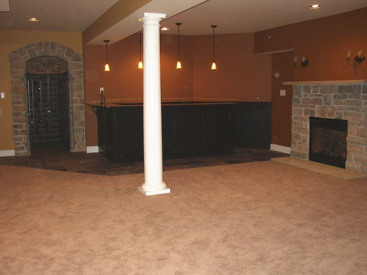 Basements Ideas Entrancing Decorating Inspiration