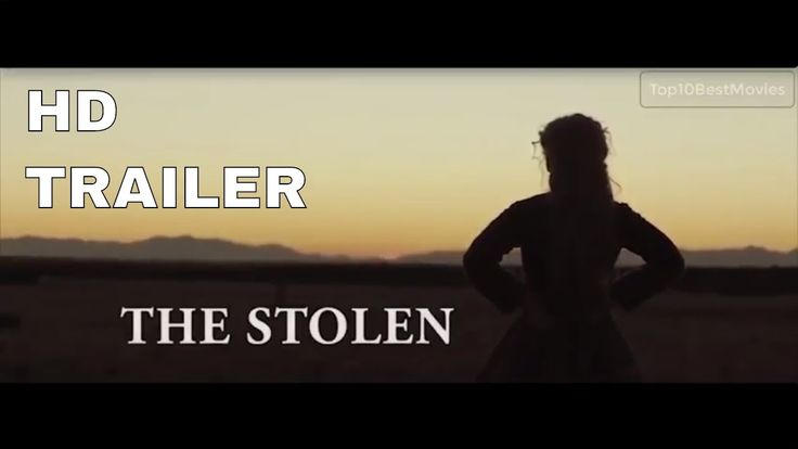 THE STOLEN Official Trailer 2018 ⭐ Alice Eve Movie HD