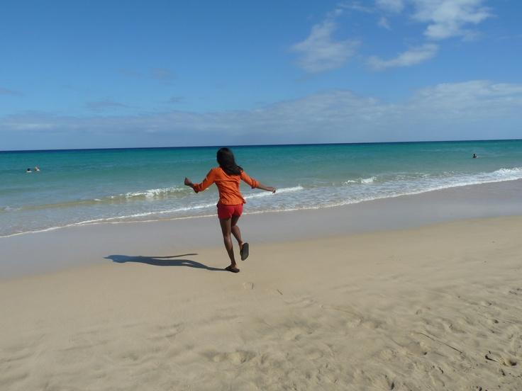 Fuerteventura....Jandia Beach