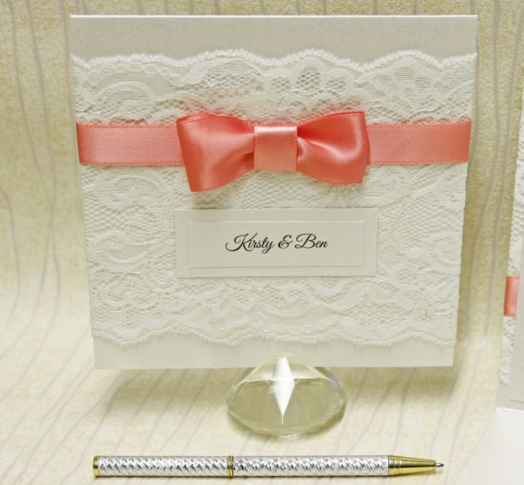 tie ribbon wedding invitation%0A Elegant Wedding Stationery by Michele Blott  Designer Wedding Invitations  without the Designer Price Tag  We specialise in creating stunning wedding