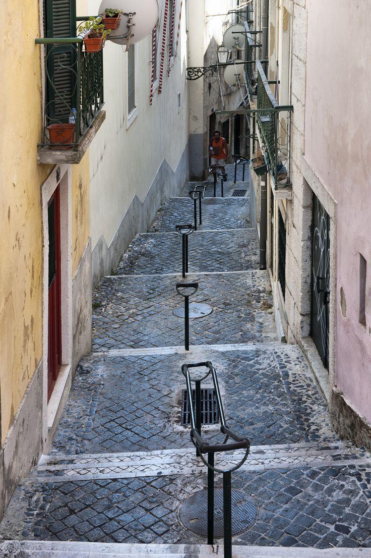 Mouraria, Lisboa.