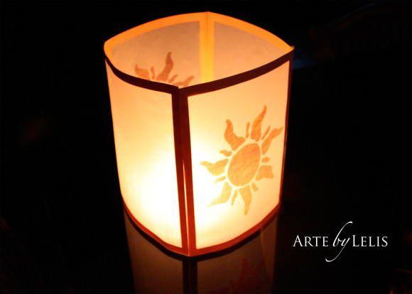 Lanterna da Festa Enrolados