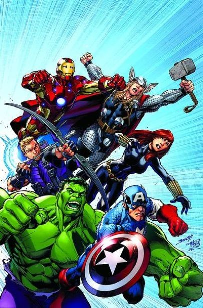 Avengers!!!! A massive new adoration for the Avengers with real life actors