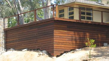 Under Deck Screen Design Ideas, Pictures, Remodel, and Decor