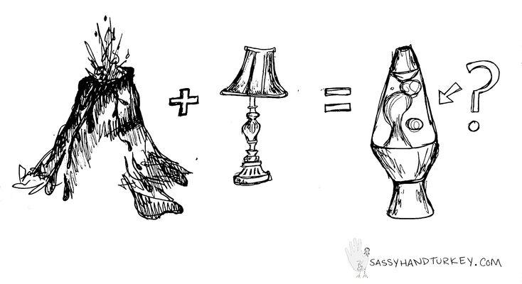 Lava lamp?!