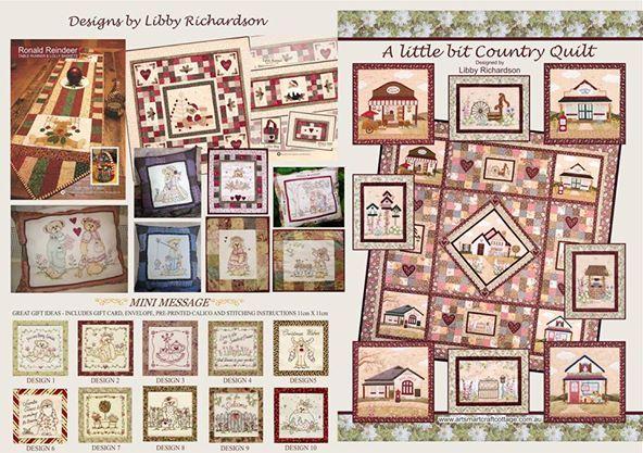 Libby Richardson Designs - Libbys Artsmart Cottage