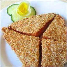 Prawn Toasts Recipe