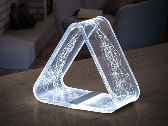 Design Table Lamp Delta Wing Affordable Lamp Modern Lamp Lamp