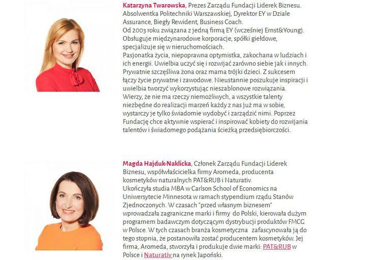 Sesja wizerunkowa dla Fundacji Liderek Biznesu. Fot.Paweł Krzywicki/Fundacja Liderek Biznesu.