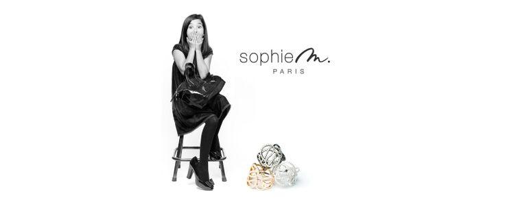 Sophie M. Paris by Sophie Misrahi, créatrice de joaillerie, créatrice d'émotions