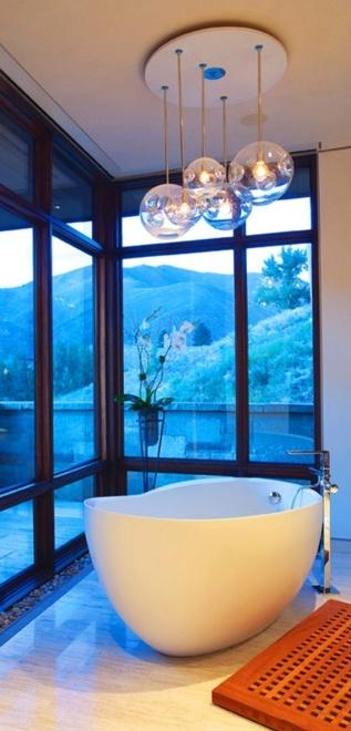 <3.: Bathroom Design, Ideas, Contemporary Bathrooms, Modern Bathroom, Bathtubs, The View, Dreams Bathroom, Bathroomdesign, Natural Style