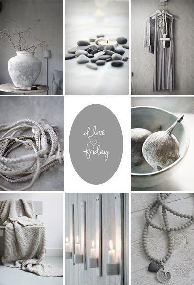 moodboard - soft grey