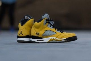 """1. Air Jordan V """"Tokyo 23"""" – $5,000  Most Expensive Sneakers at Dubai's Sole DXB   Highsnobiety"""