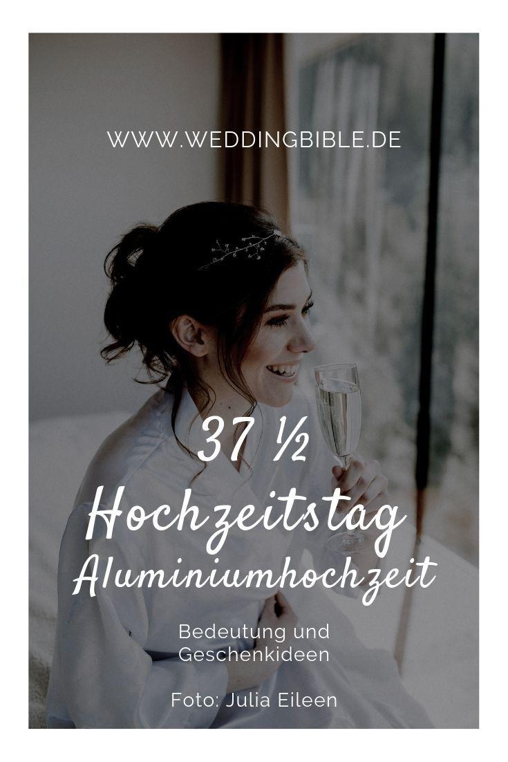 Aluminiumhochzeit Feiert Man Nach 37 5 Jahren Ehe Der Besondere Feiertag Hochzeitstag Kupfer Hochzeit Holzhochzeit Elfenbein Hochzeit
