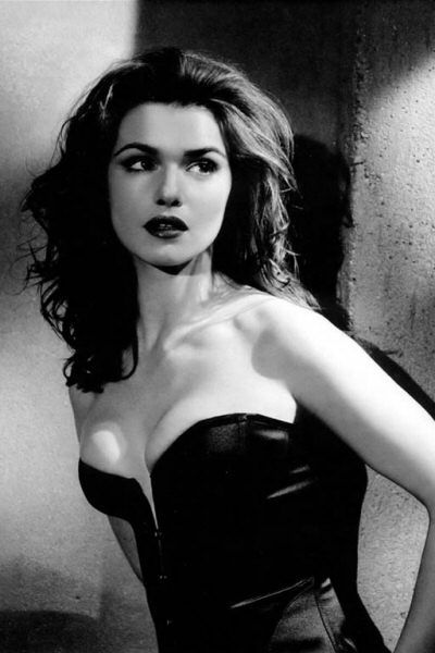 Seems to be getting better looking as she gets older - how is that fair? (rachel weisz)
