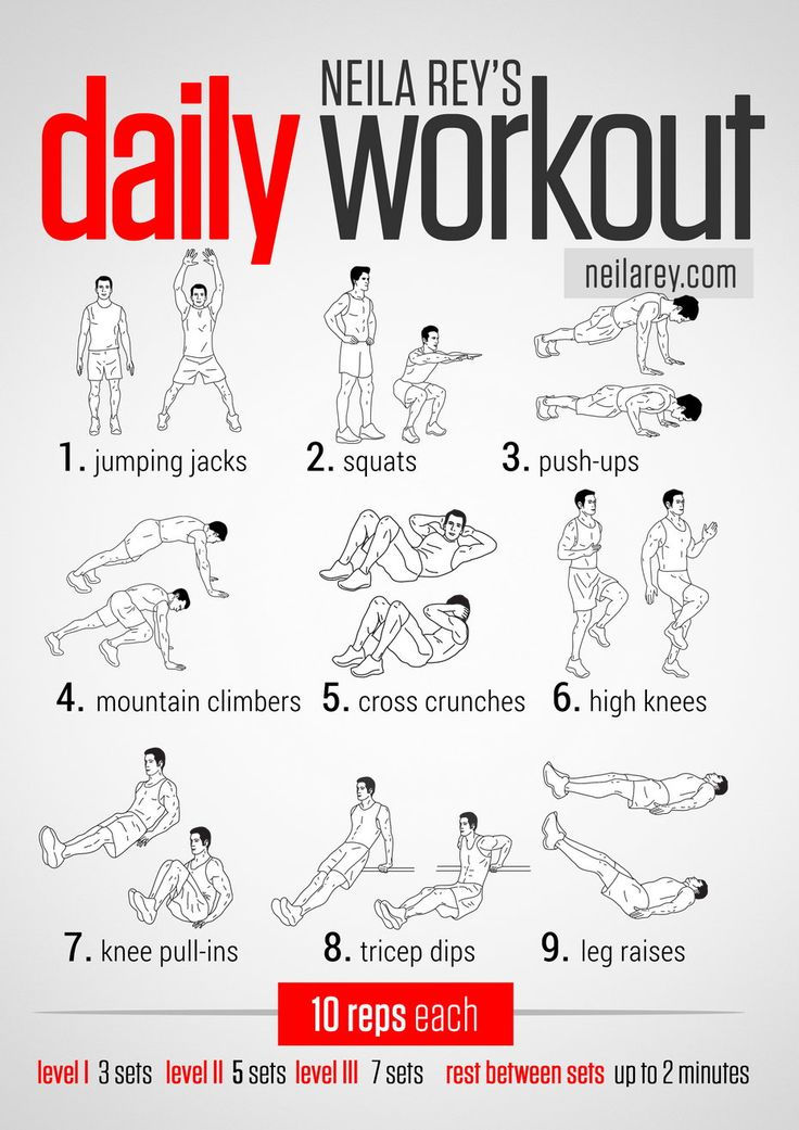 Best 25+ Easy daily workouts ideas on Pinterest | Daily ...