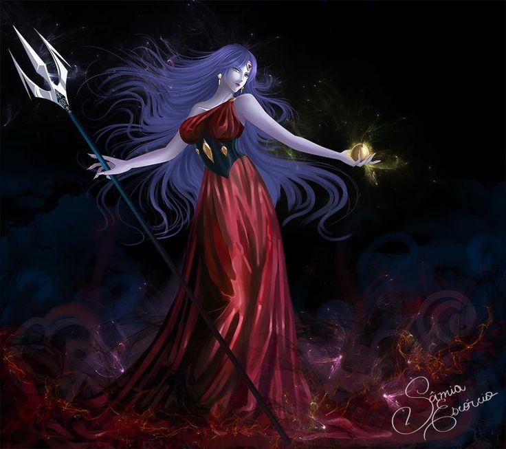 Картинки богини эриды