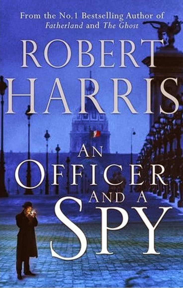 This is historical fiction at its best. It is an accurate account of the Dreyfus affair in late 19th century France. The similarity to current events is striking. -Kim