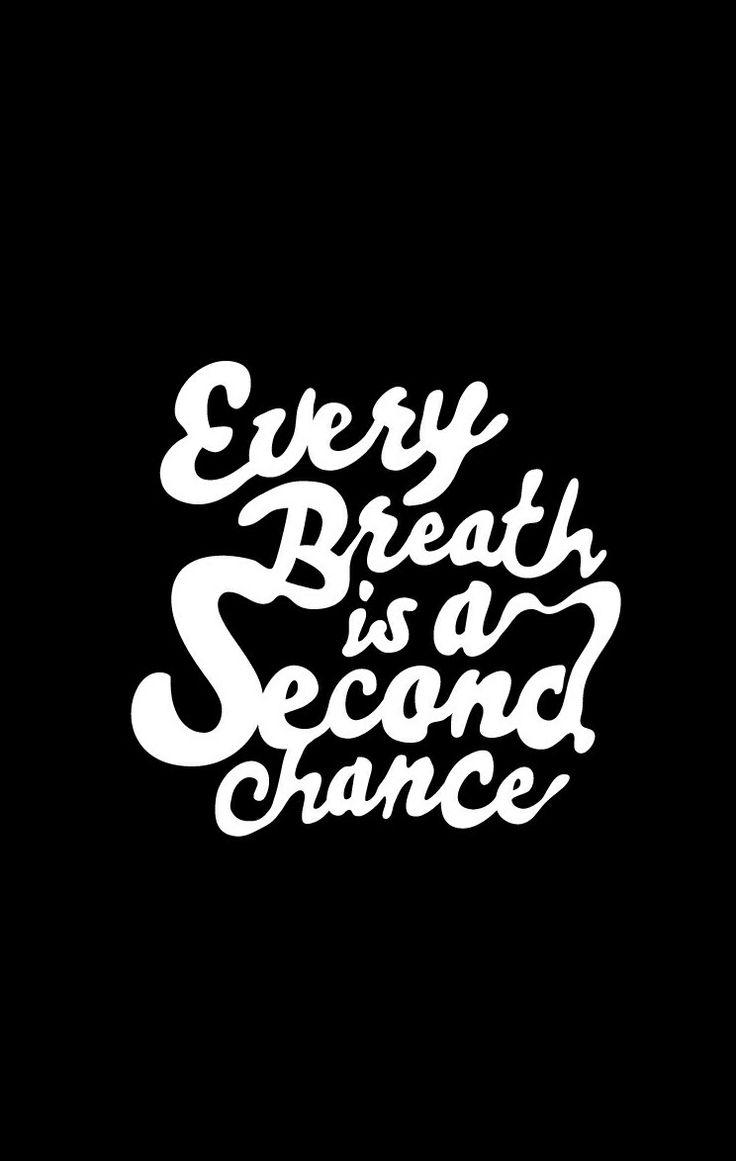 So breathe...