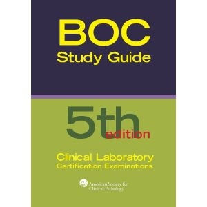 Board of Certification Study Guide for Clinical Laboratory Certification Examinations (BOR Study Guides)Study Guide, Laboratory Certificate, Book Worth, 5Th Editing, Clinic Laboratory, Certificate Study, Medical Laboratory, Bor Study, Certificate Examiner