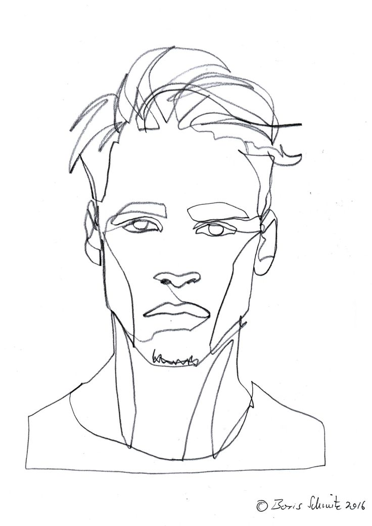 Continuous Line Drawing Of Face : Best continuous line drawing ideas on pinterest