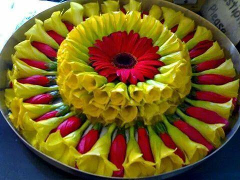 Flower Rangoli                                                                                                                                                                                 More